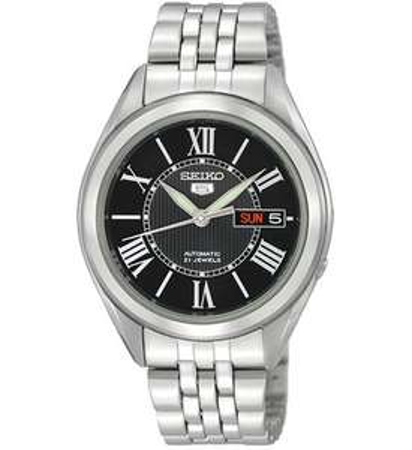 Amazon: Seiko SNKL35K1 Reloj Análogo para Hombre