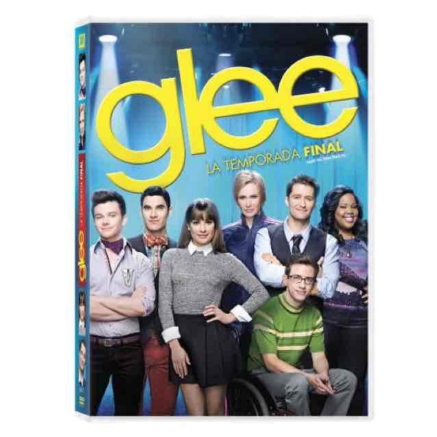 Amazon Mx: Glee Última Temporada en DVD $234