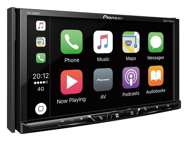 Best Buy: PIONEER MVHZ5050BT APPLE CARPLAY Y ANDROID AUTO