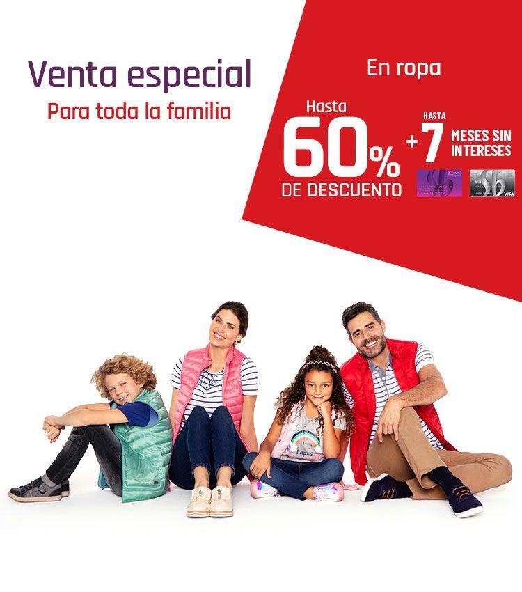Suburbia  Venta Especial  Hasta 60% de descuento + hasta 7 MSI en ropa a29552d487ca