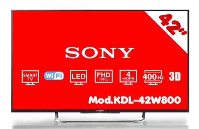 """El Buen Fin en HEB: tv 42"""" sony 3d 400hz smart o menos"""