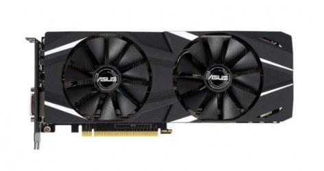 Cyberpuerta: Tarjeta de Video ASUS NVIDIA GeForce RTX 2060 Dual OC con Juego GRATIS