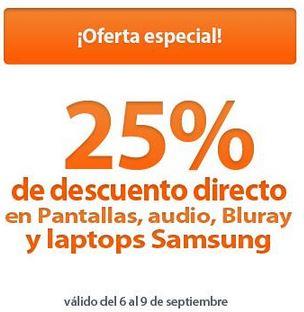 Chedraui: 25% de descuento en laptops y pantallas Samsung, muebles de oficina y más