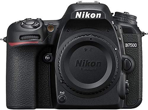 Amazon: Nikon D7500 (solo cuerpo)