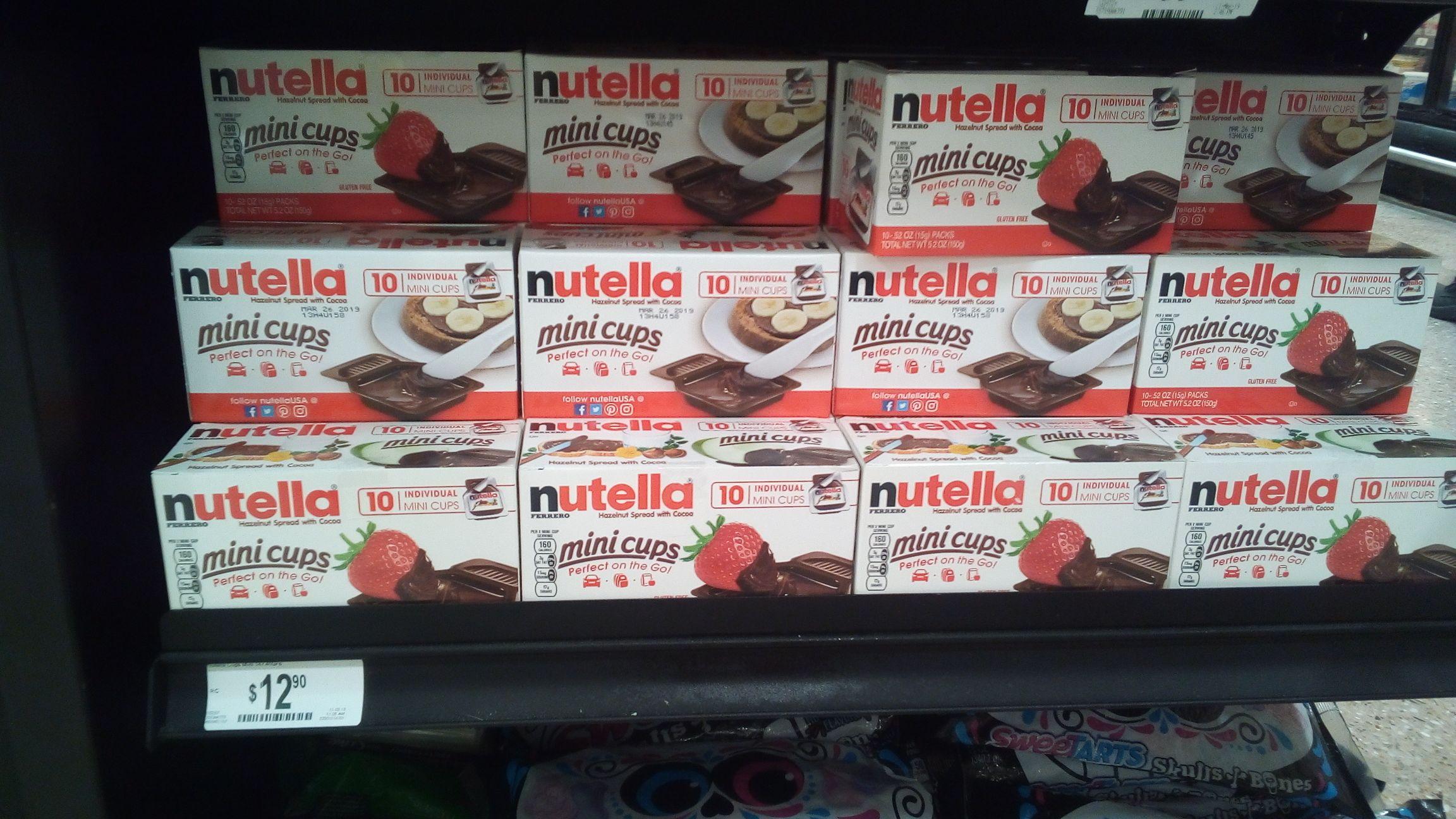 Chedraui Plaza Las Américas Mérida: Nutella y más