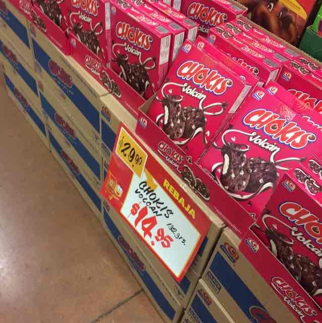 WalMart: Chokis Volcán $14.95