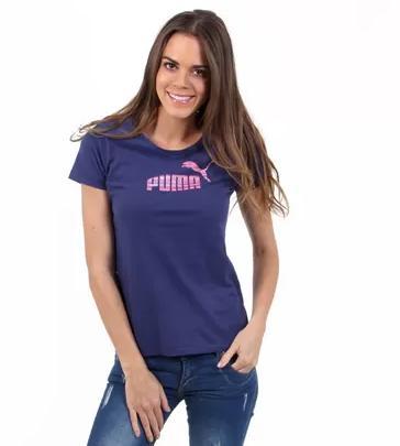 Ofertas El Buen Fin NetShoes: Playera Puma Mujer y Hombre (todas las tallas)