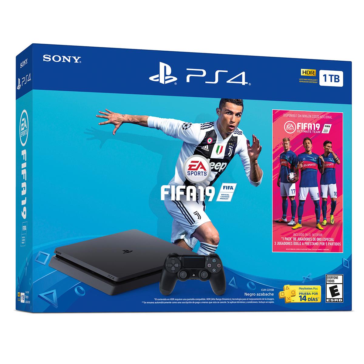 Costco: PlayStation 4 1TB Fifa 19