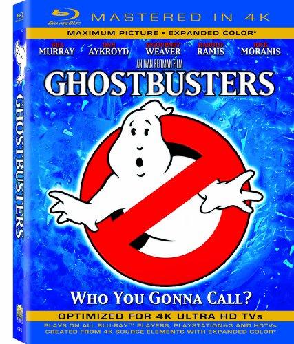Amazon Mx: Ghostbusters en 4K (Blu-ray)