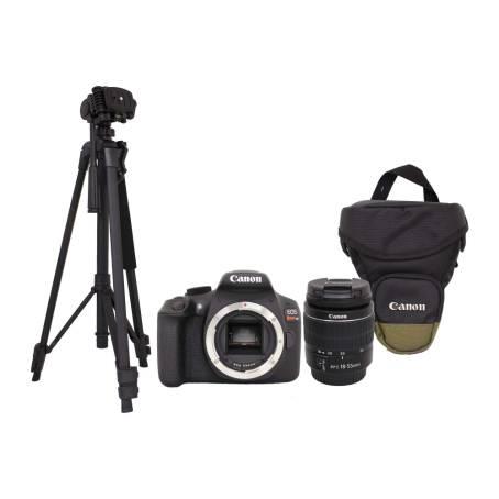 Sam's Club: kit de Fotografía Canon EOS Rebel T6