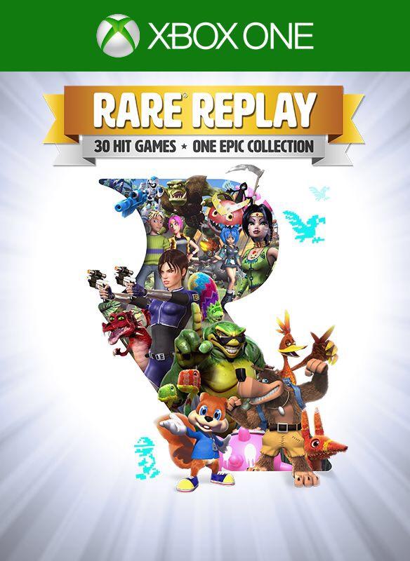 CdKeys: Rare Replay Xbox One