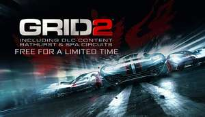 Humble Bundle: Grid 2 (Steam) Gratis