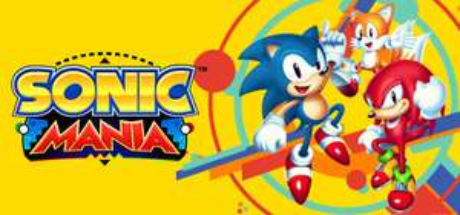 Steam: Sonic mania