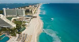 Vuelo DF o Toluca a Cancún redondo y directo $714, de Guadalajara $740, Monterrey $878