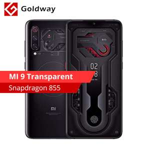AliExpress: Xiaomi mi 9 Transparent Edition (12/256)