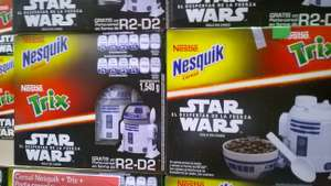 Sam's Club: Cereal Nesquik/Trix Star Wars 1.5 Kg