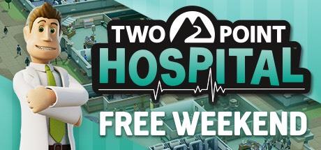 Steam: Two Point Hospital, juega gratis el fin de semana.