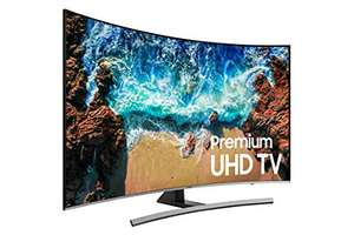 "Amazon MX: Smart TV Samsung NU8500 55"" Curva"