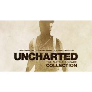 Boxeddeal.com, uncharted Nathan drake collection descargable a 27 USD