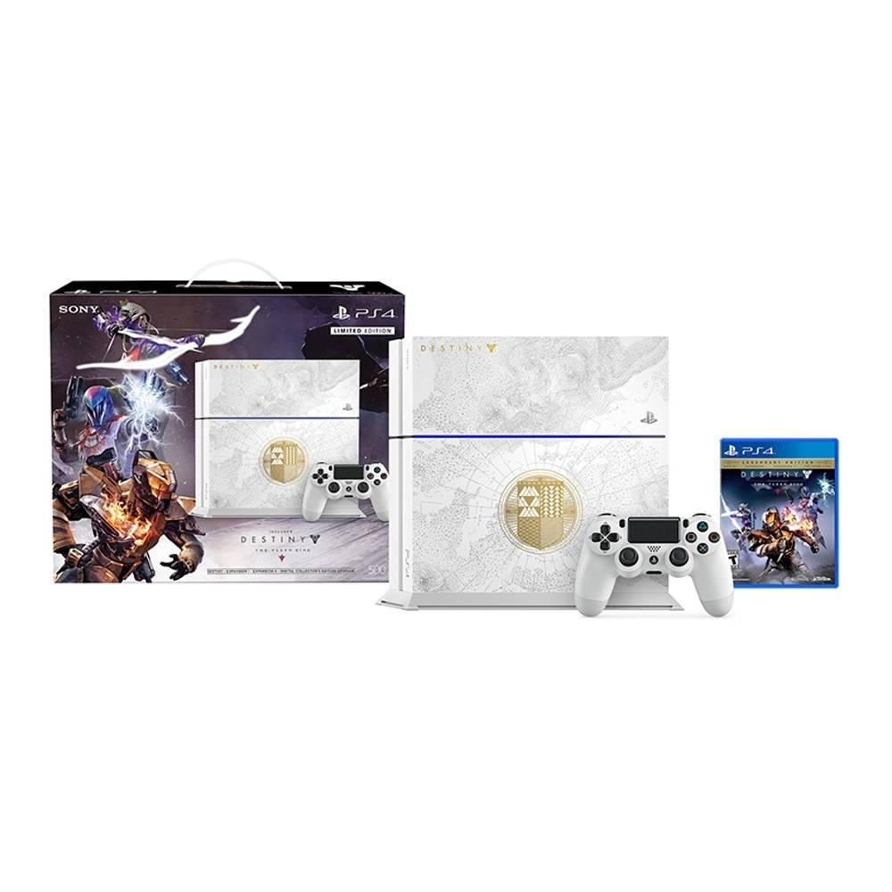 Walmart: PS4 500 GB más Destiny the Taken King