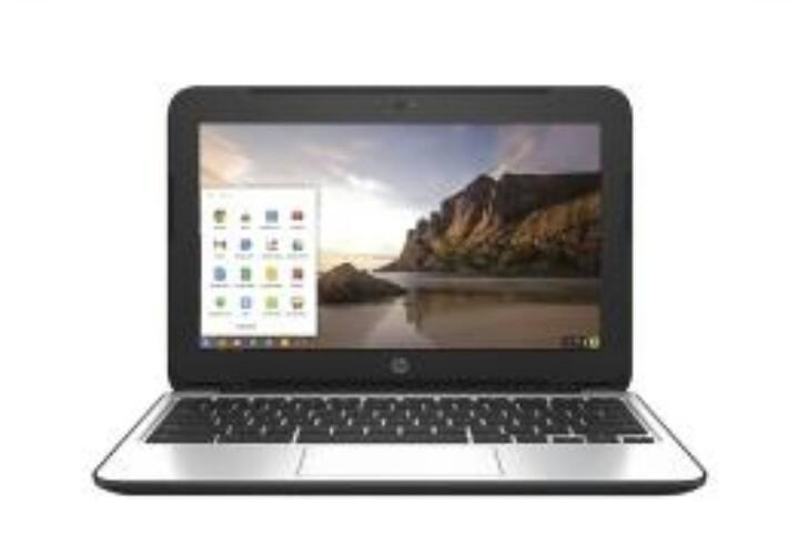 Walmart en línea: Chromebook HP K4J86UA#ABA Intel Celeron 2GB RAM 16GB SSD Reacondicionada