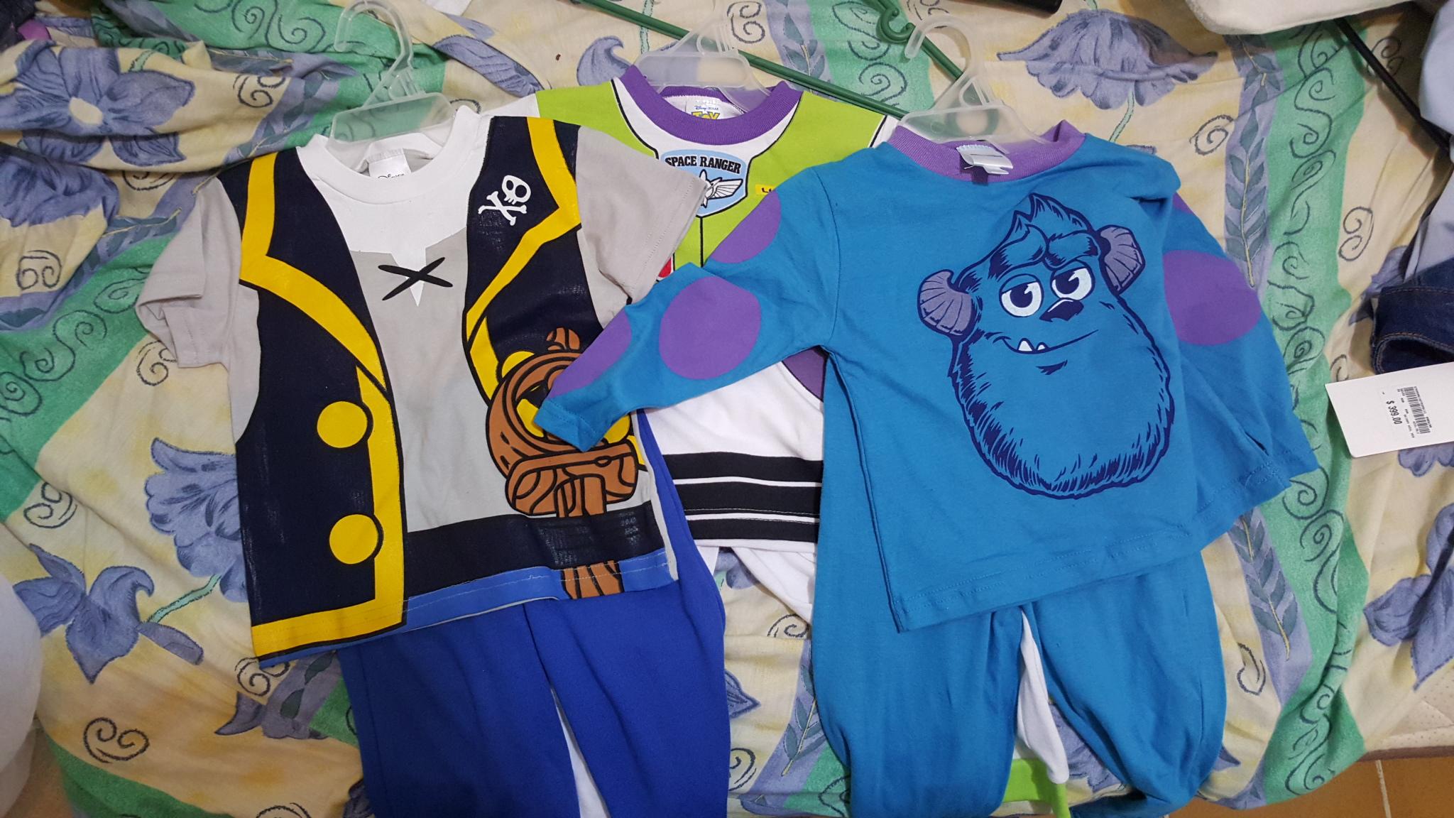 Chedraui: pijamas disney p/niño $9.90 (Suc. Brisas Veracruz)