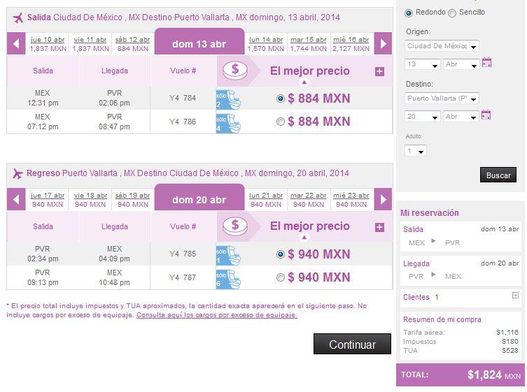 Volaris: vuelos nacionales desde $699 y a USA desde $138 dólares de enero a mayo