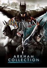 voidu: Batman: Arkham Collection (Steam)