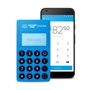 Mercado Pago: Point Blue $400 OFF