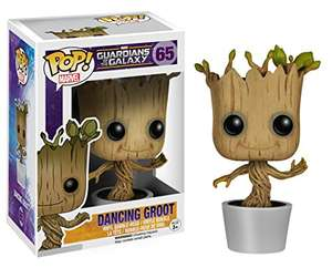 Amazon MX: Funko Pop! Dancing Groot