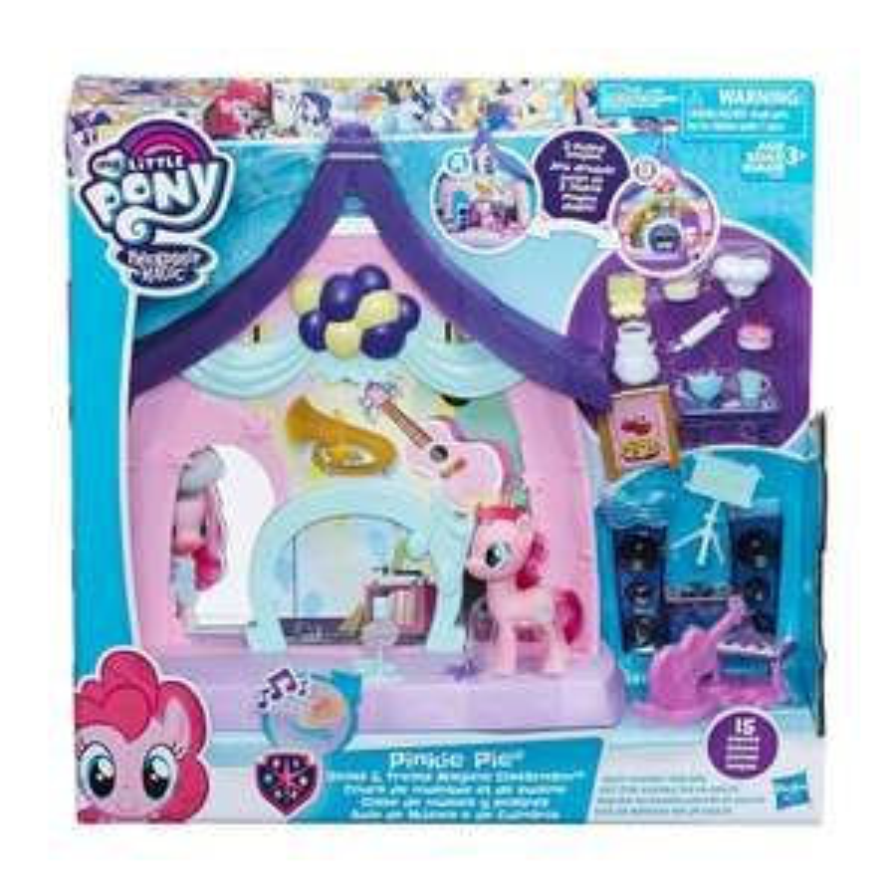 Walmart: Pinkie Pie My Little Pony Hasbro Salón de Música