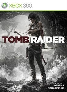 Xbox Marketplace: Tomb Raider xbox 360