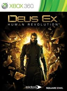 Xbox Marketplace: Deus Ex Human Revolution para Xbox 360