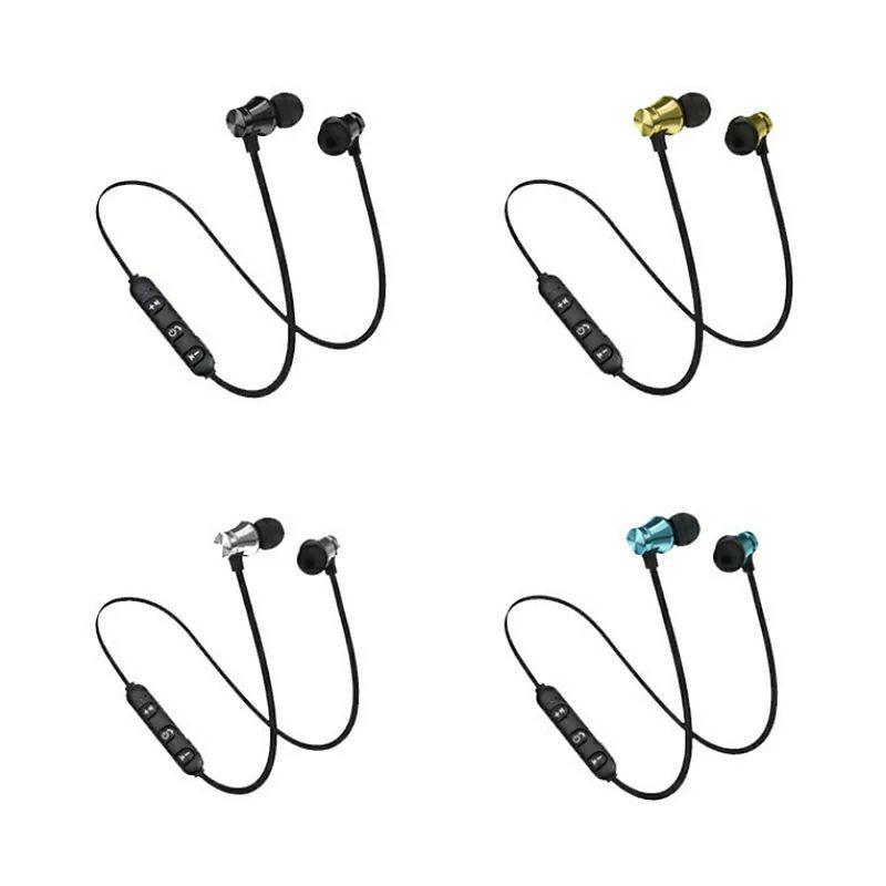 Aliexpress: Audífonos Bluetooth Kebidu (Varios Colores)