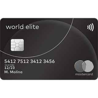 Mastercard World Elite: 5 días de estacionamiento gratis Aeropuerto CDMX