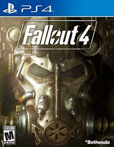 Amazon:  FallOut 4 PS4 754 + 49 pesos de envio