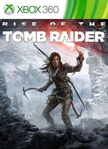 Xbox: Rise of the Tom Raider xbox 360