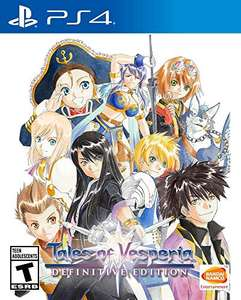 AMAZON USA: TALES OF VESPERIA DEFINITIVE EDITION PS4