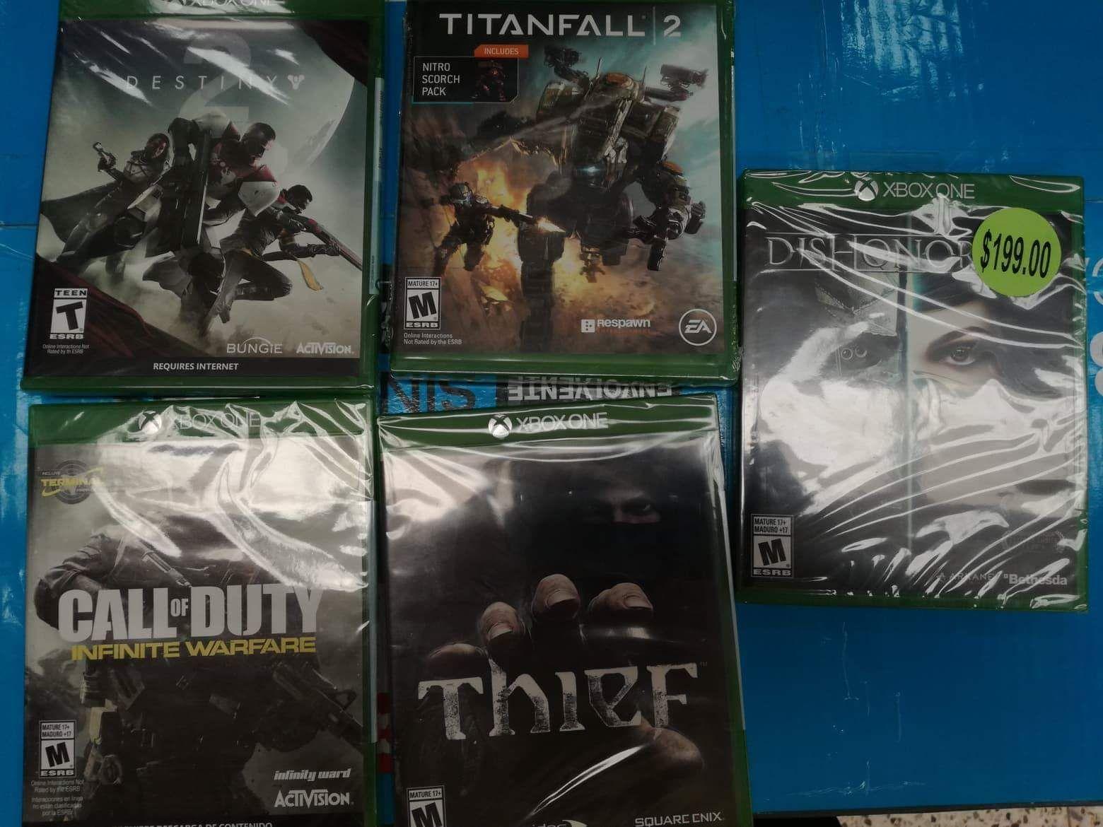 Bodega Aurrerá : Juegos de Xbox One y más