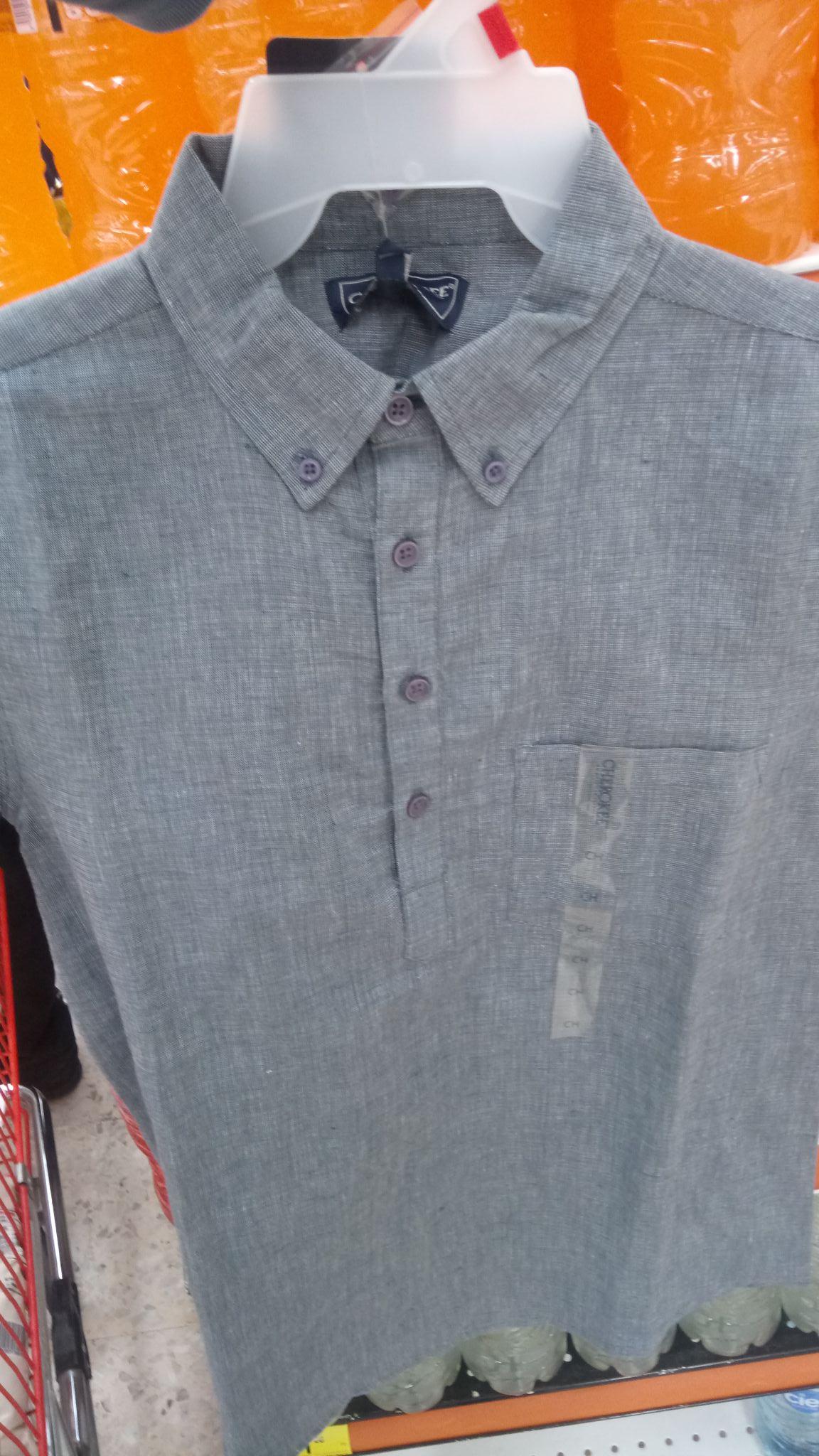 Mega Soriana: Camisa Cherokee
