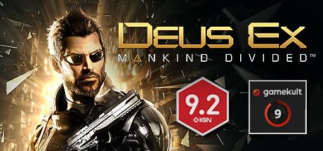 Steam: Deus Ex: Mankind Divided y otros