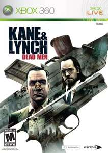 Xbox Marketplace: Kane and Lynch Dead men
