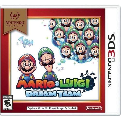 Cyberpuerta: Mario and Luigi: dream team (precio con envío)