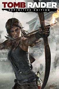 Microsoft Store: Tomb Raider Definitive Edition