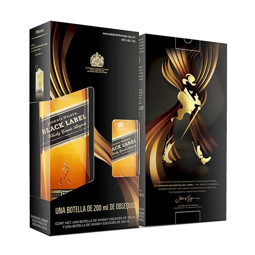 Sam's Club: Whisky Johnnie Walker Black Label