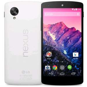 Orange Mx: Nexus 5 32gb a $3,875 y LG G Flex 2 H955 a $5,425