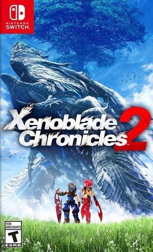 Amazon: Xenoblade Chronicles 2 - Nintendo Switch - Standard Edition