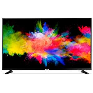 Pantalla Samsung 50 plg 4K UHD LED Smart TV en Soriana