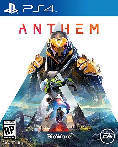 Amazon.mx  Anthem PS4 y Xbox one