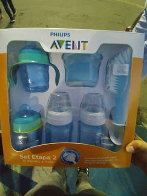 Sam's Club: Set de Mamilas Phillips Avent